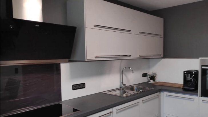 Medium Size of Ikea Kche Ringhult Hellgrau Hochglanz Youtube Wandbelag Küche Vorratsdosen Armatur Obi Einbauküche Kurzzeitmesser Mit Elektrogeräten Wasserhähne Selber Wohnzimmer Küche Hellgrau