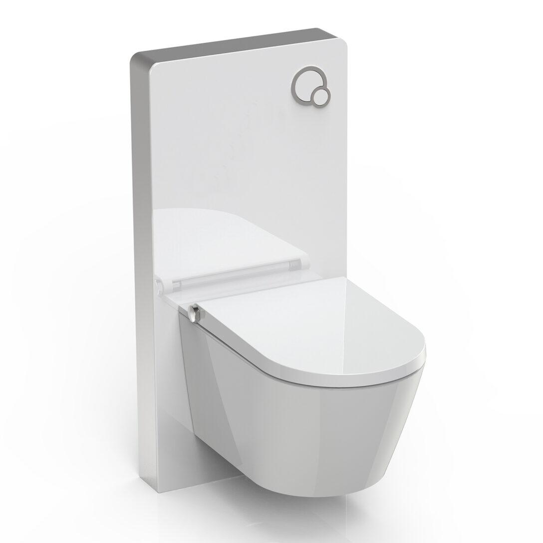 Large Size of Dusch Wc Sparpaket 6 Basic 1102 Sanitrmodul 805 In Wei Badewanne Mit Dusche Duschsäulen Nischentür Bidet Begehbare Duschen Ebenerdige Kosten Bodengleiche Dusche Dusch Wc