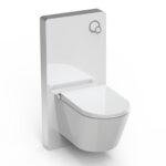 Dusch Wc Dusche Dusch Wc Sparpaket 6 Basic 1102 Sanitrmodul 805 In Wei Badewanne Mit Dusche Duschsäulen Nischentür Bidet Begehbare Duschen Ebenerdige Kosten Bodengleiche