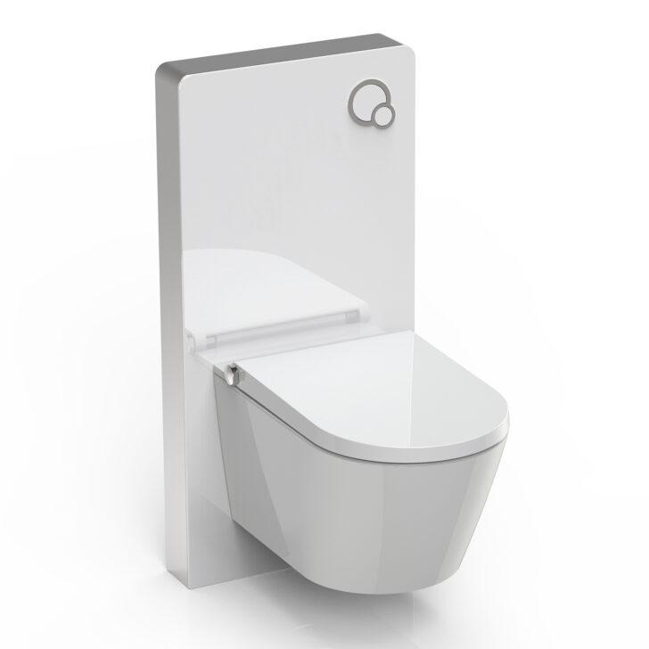 Medium Size of Dusch Wc Sparpaket 6 Basic 1102 Sanitrmodul 805 In Wei Badewanne Mit Dusche Duschsäulen Nischentür Bidet Begehbare Duschen Ebenerdige Kosten Bodengleiche Dusche Dusch Wc