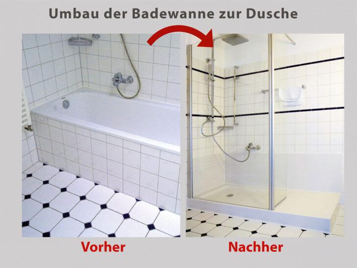 Medium Size of Ebenerdige Dusche Kosten Aus Ihrer Alten Badewanne Wird Ein Gerumiges Duschvergngen Mit Tür Und Grohe Thermostat Nischentür Rainshower Unterputz Armatur Dusche Ebenerdige Dusche Kosten