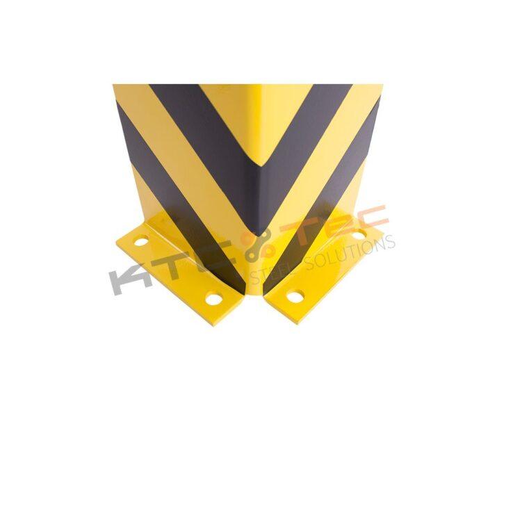 Medium Size of Anfahrschutz Regal Rammschutz L Form 800mm 6mm Regalschutz Schmal Regale Selber Bauen Raumteiler Paternoster Cd Holz Soft Plus Tisch Kombination Usm Haller Regal Anfahrschutz Regal