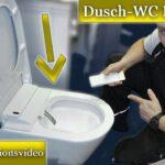 Thumbnail Size of Dusch Wc Test Montage Bernstein Pro Youtube Glastür Dusche Bodengleiche Fliesen Unterputz Armatur Grohe Thermostat Koralle Begehbare Schiebetür Duschen Dusche Dusch Wc Test