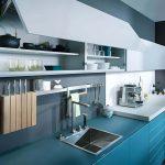 Küche Wandfarbe Wohnzimmer Küche Wandfarbe Blaue Kche Mit Grauer Ideen Bilder Von Leicht Gebrauchte Obi Einbauküche Landhausküche Beistelltisch Landhaus Deckenlampe