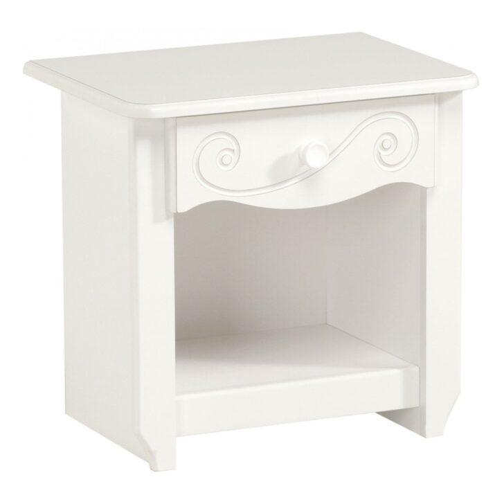 Medium Size of Kinderzimmer Nachttisch Alice Mit 1 Ablagefach Schublade Regal Weiß Sofa Regale Kinderzimmer Nachttisch Kinderzimmer