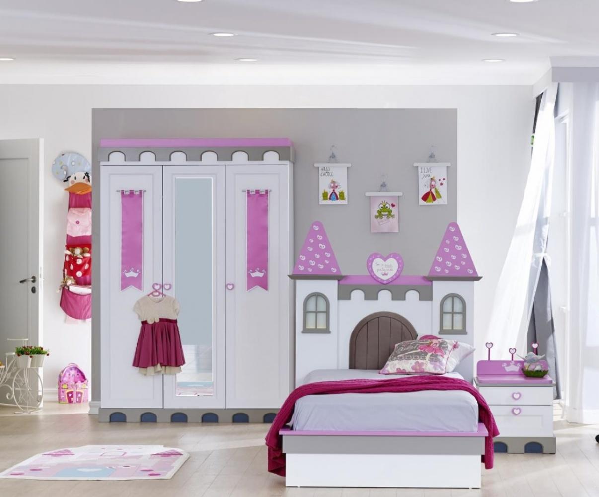 Full Size of Kinderzimmer Prinzessin Set Castle 3 Teilig Ebay Regal Prinzessinen Bett Sofa Regale Weiß Kinderzimmer Kinderzimmer Prinzessin