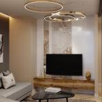 Wohnzimmer Moderne 3d Visualisierung Und Design Modernes Bett Esstische Teppich Bilder Modern Küche Holz Deko Heizkörper Sofa Led Beleuchtung Hängeschrank Wohnzimmer Wohnzimmer Modern