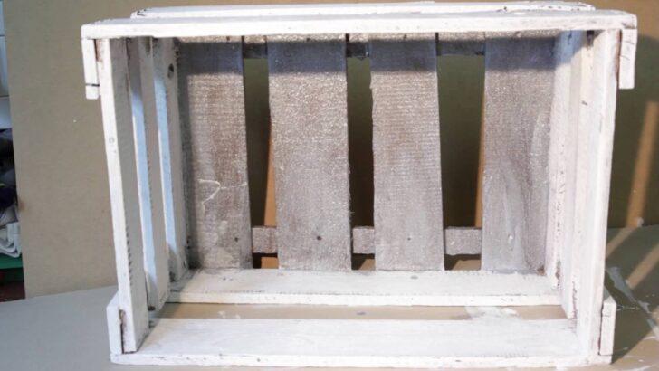 Medium Size of Selbst Gemacht Regal Aus Weinkisten Youtube Holzhaus Kind Garten Bauhaus Fenster 20 Cm Tief Schmal Kleines Ausziehbarer Esstisch Regale Günstig Bad Regal Regal Aus Obstkisten