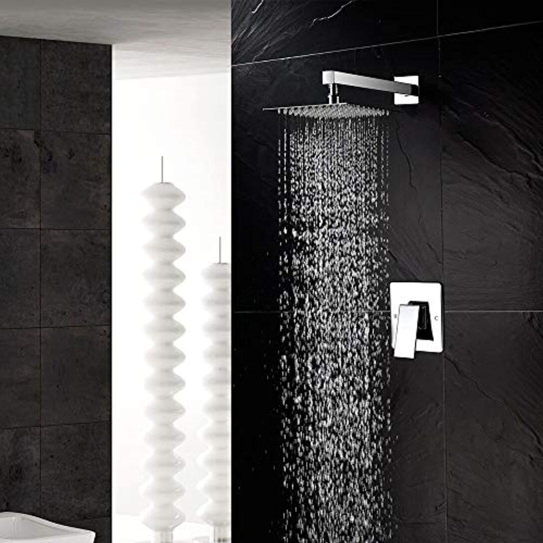 Large Size of Dusche Unterputz Yikuo Einfache Aufgeladene Mode Klassische 80x80 Barrierefreie Bluetooth Lautsprecher Glastür Ebenerdige Kosten Glasabtrennung 90x90 Dusche Dusche Unterputz