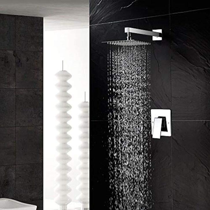 Medium Size of Dusche Unterputz Yikuo Einfache Aufgeladene Mode Klassische 80x80 Barrierefreie Bluetooth Lautsprecher Glastür Ebenerdige Kosten Glasabtrennung 90x90 Dusche Dusche Unterputz