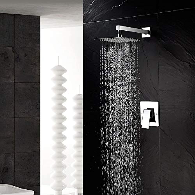 Full Size of Dusche Unterputz Yikuo Einfache Aufgeladene Mode Klassische 80x80 Barrierefreie Bluetooth Lautsprecher Glastür Ebenerdige Kosten Glasabtrennung 90x90 Dusche Dusche Unterputz