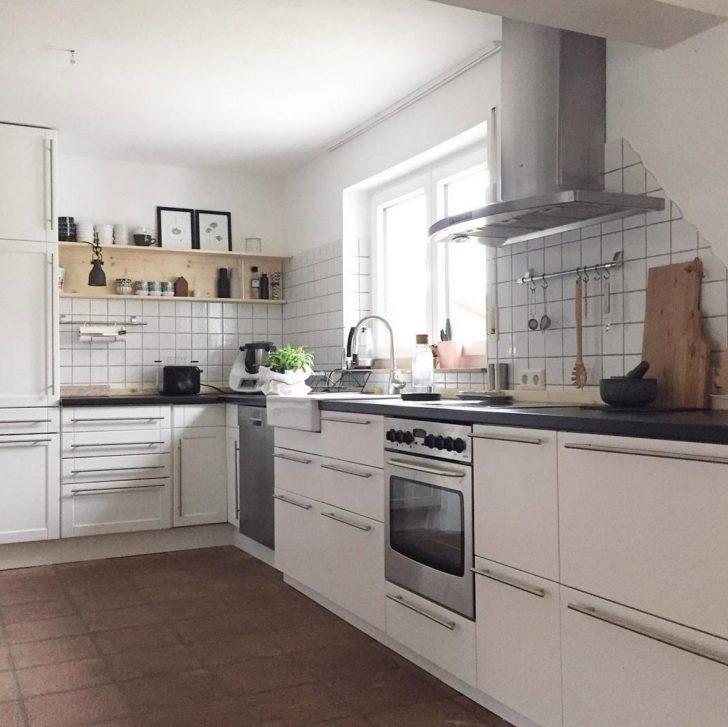 Medium Size of Ikea Küchen Ideen Weie Kchen Mit Holzarbeitsplatten Wohnkonfetti Küche Kosten Betten 160x200 Modulküche Wohnzimmer Tapeten Bei Miniküche Kaufen Bad Wohnzimmer Ikea Küchen Ideen