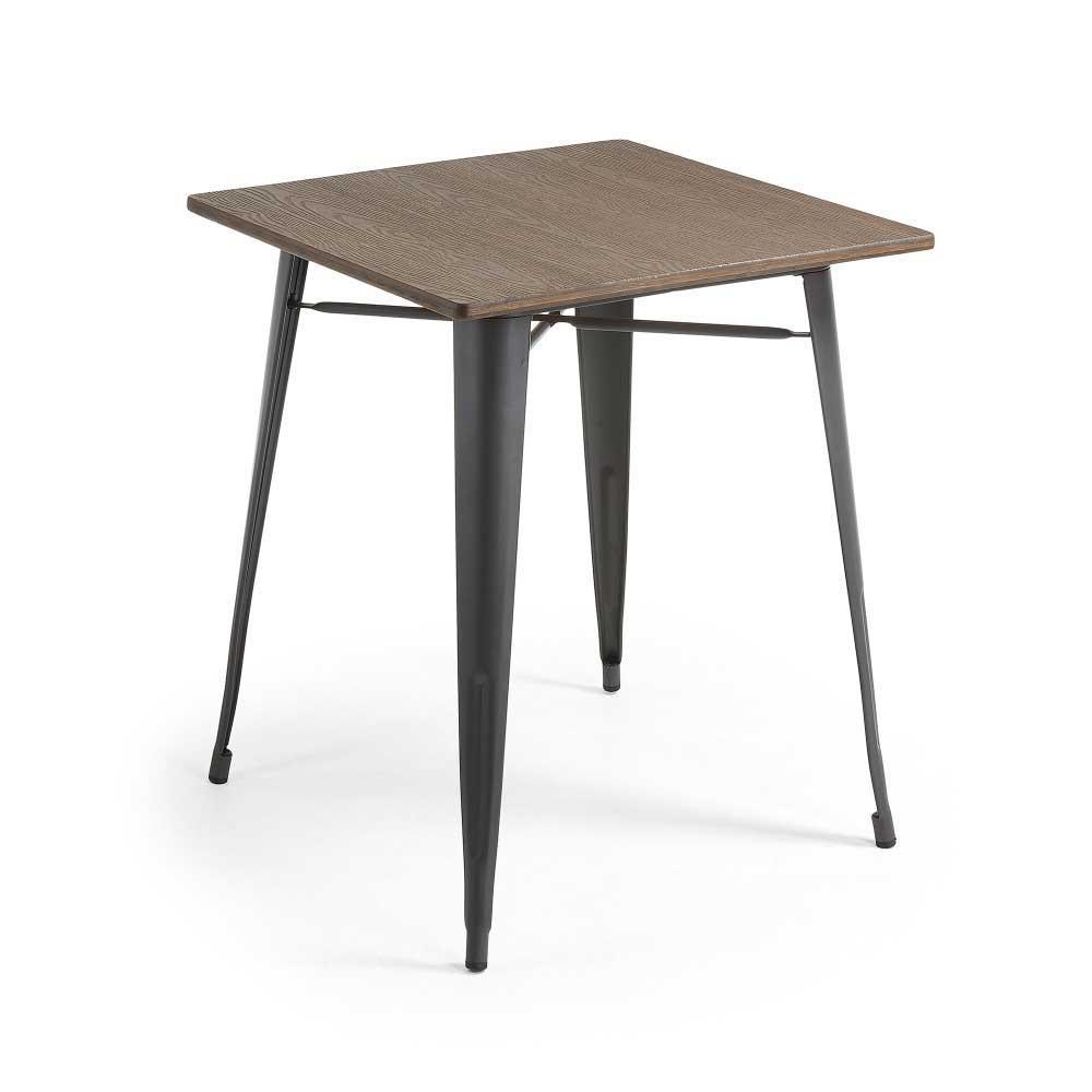 Full Size of Esstisch 80x80 Loft Tisch Aus Bambus Holz Stahl Mirado Wohnende Runder Moderne Esstische Set Günstig Landhausstil Dusche Shabby Chic Eiche Massiv Weiß Oval Esstische Esstisch 80x80