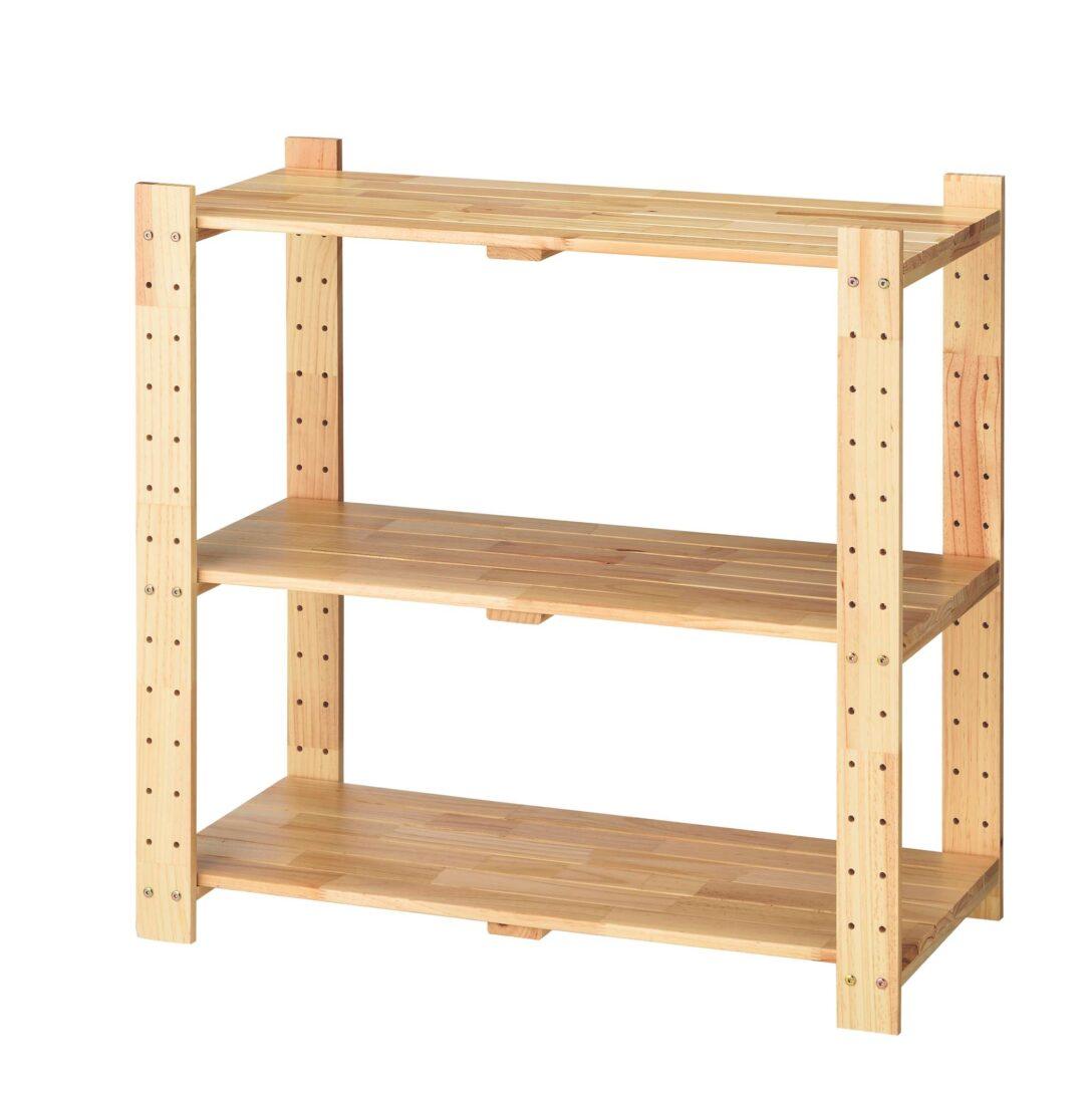 Large Size of Kleines Regal Kanban Regale Holz Weiß Modular Aus Kisten Für Kleidung Landhausstil Kiefer Dachschräge Regal Kleines Regal