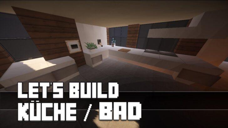 Medium Size of Minecraft Mbel Tutorial Moderne Kche Bad Haus Nr 11 Fliesenspiegel Küche Selber Machen Glaswand Niederdruck Armatur Lüftungsgitter Bodenbelag Eiche Wohnzimmer Minecraft Küche