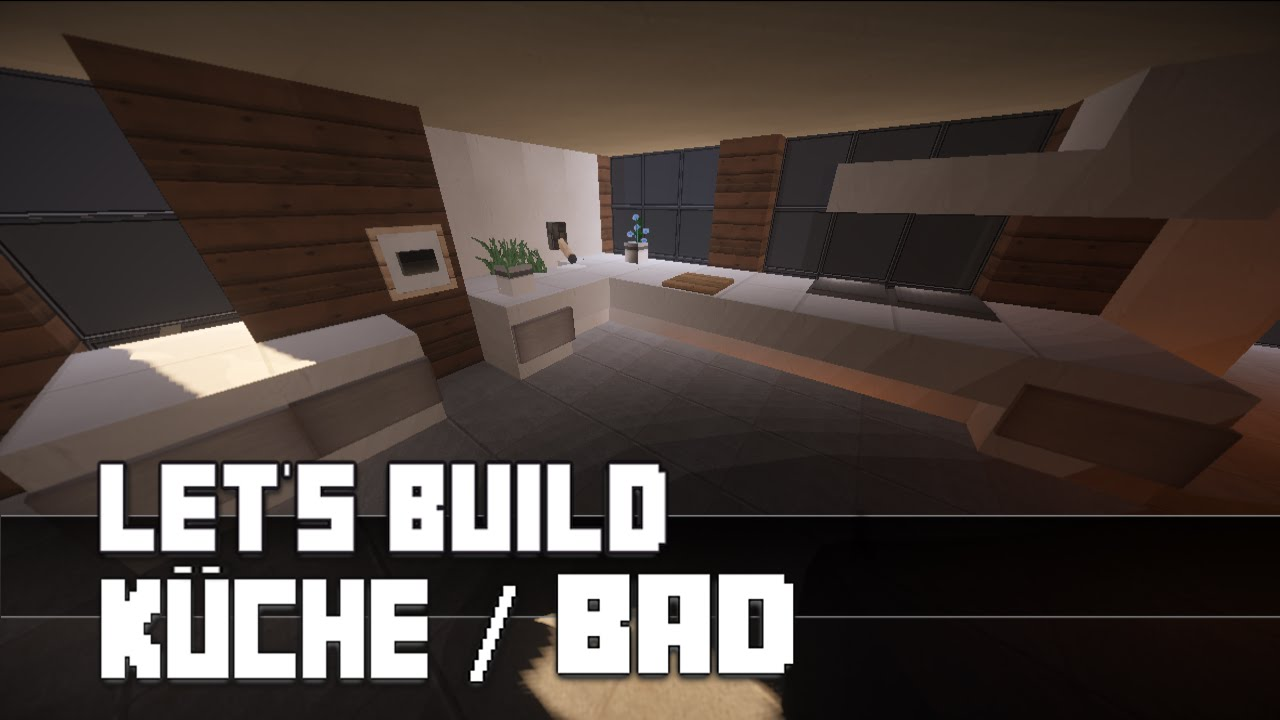Full Size of Minecraft Mbel Tutorial Moderne Kche Bad Haus Nr 11 Fliesenspiegel Küche Selber Machen Glaswand Niederdruck Armatur Lüftungsgitter Bodenbelag Eiche Wohnzimmer Minecraft Küche