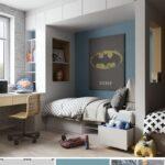 Kinderzimmer Jungen Kinderzimmer Kinderzimmer Jungen Superhelden Gestaltung In 2020 Zimmer Regal Regale Sofa Weiß