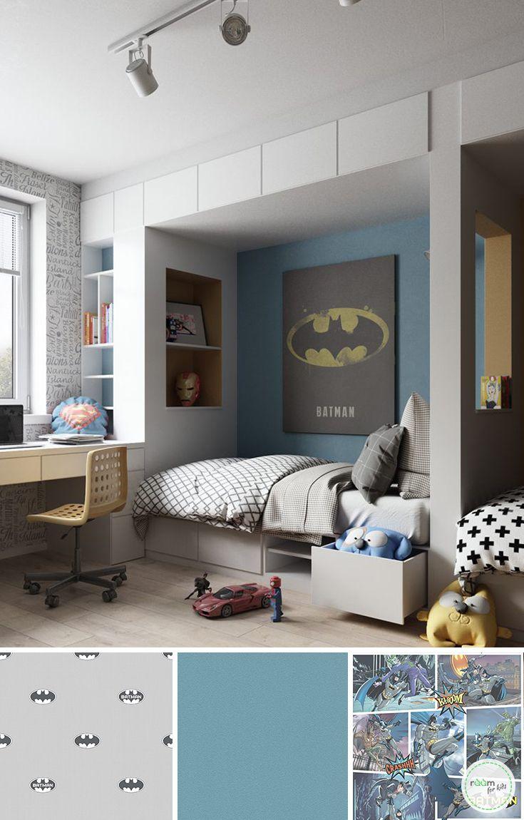 Full Size of Kinderzimmer Jungen Superhelden Gestaltung In 2020 Zimmer Regal Regale Sofa Weiß Kinderzimmer Kinderzimmer Jungen