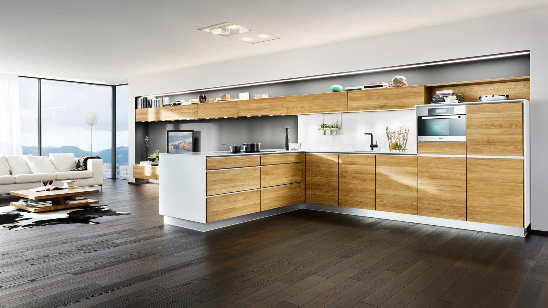 Full Size of Küchen Kchen Einbaukchen Design In Kelheim Mbel Gassner Regal Wohnzimmer Küchen