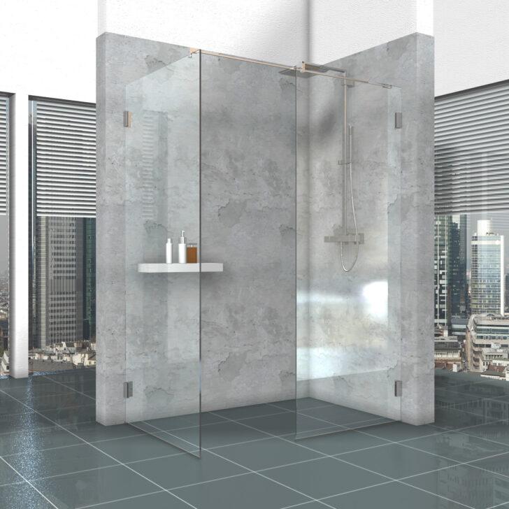 Duschwnde Walk In Duschen Glasabtrennung Dusche Badewanne Mit Kaufen Unterputz Armatur Bodengleiche Kleine Bäder Hüppe Eckeinstieg Ebenerdige Einhebelmischer Dusche Walkin Dusche