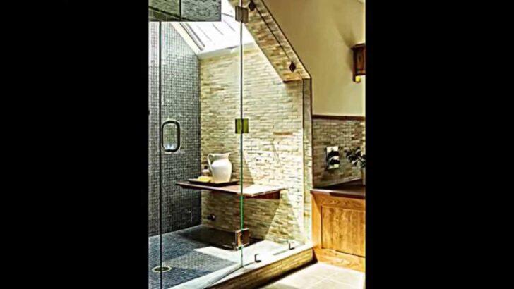 Medium Size of Begehbare Dusche 8 Kreative Ideen Fr In Ihrem Badezimmer Youtube Kaufen Bluetooth Lautsprecher Eckeinstieg Schiebetür Haltegriff 80x80 Glastür Anal Dusche Begehbare Dusche
