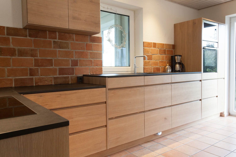 Full Size of Holzküchen Kundenholz Tischlerei Kausch Wohnzimmer Holzküchen