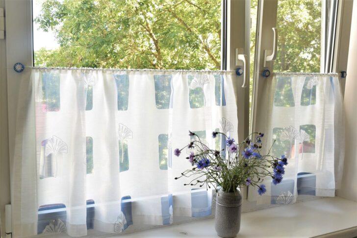 Medium Size of Kchengardinen Printed Shower Curtain Wohnzimmer Küchengardinen
