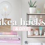 Ikea Hacks Wohnzimmer Ikea Hacks And Diys 2019 Easy Budget Room Decor Youtube Modulküche Miniküche Küche Kosten Kaufen Betten 160x200 Bei Sofa Mit Schlaffunktion