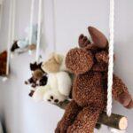 Schaukel Kinderzimmer Bild 9 Tolle Selbstgemachte Fr Kuscheltiere Kinder Schaukelstuhl Garten Regale Regal Weiß Kinderschaukel Sofa Für Kinderzimmer Schaukel Kinderzimmer