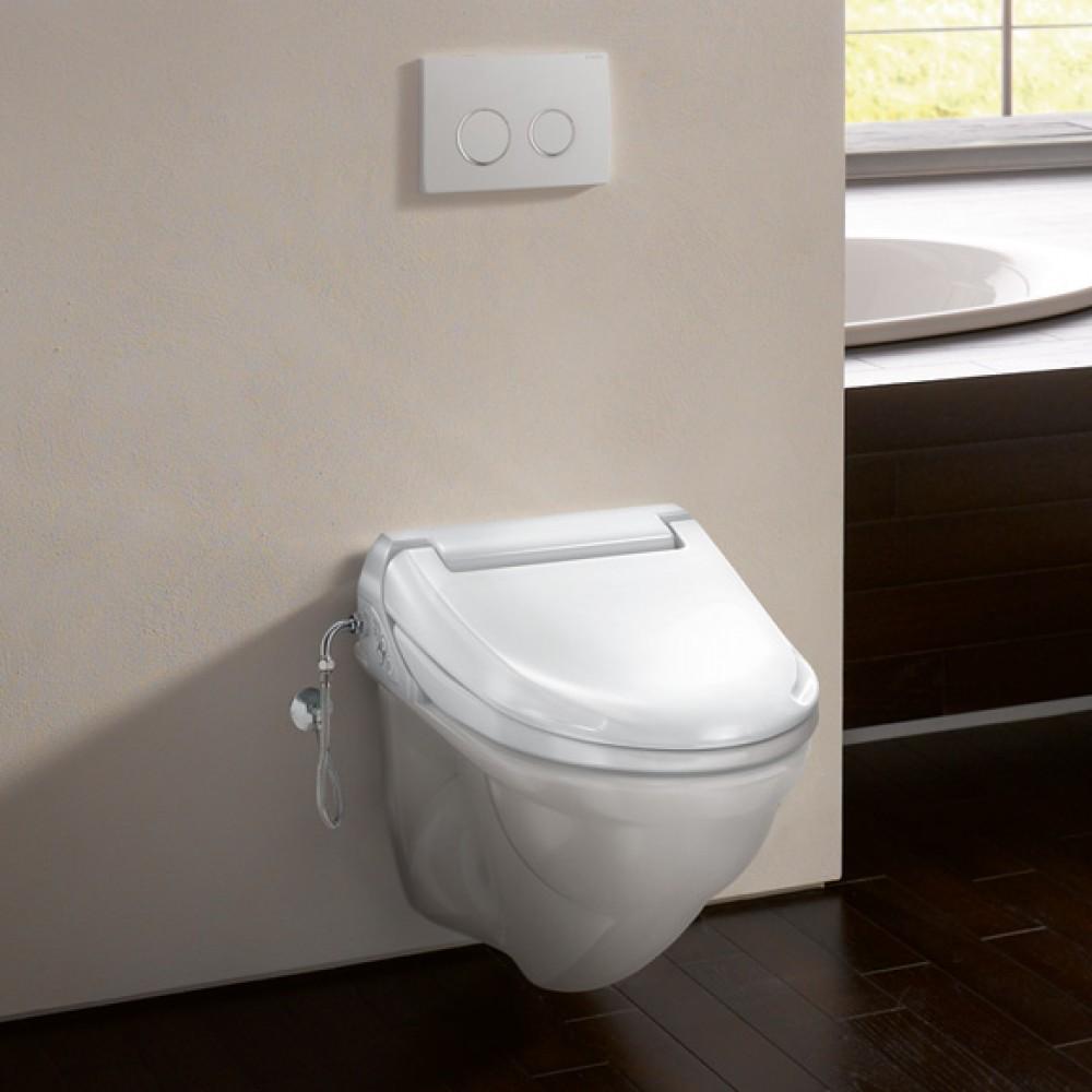 Full Size of Dusch Wc Aufsatz Sprinz Duschen Dusche Komplett Set Barrierefreie Behindertengerechte Bette Duschwanne Schulte Bodenebene Bodengleiche Nachträglich Einbauen Dusche Dusch Wc Aufsatz
