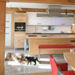Holzküchen Wohnzimmer Massivholzkchen