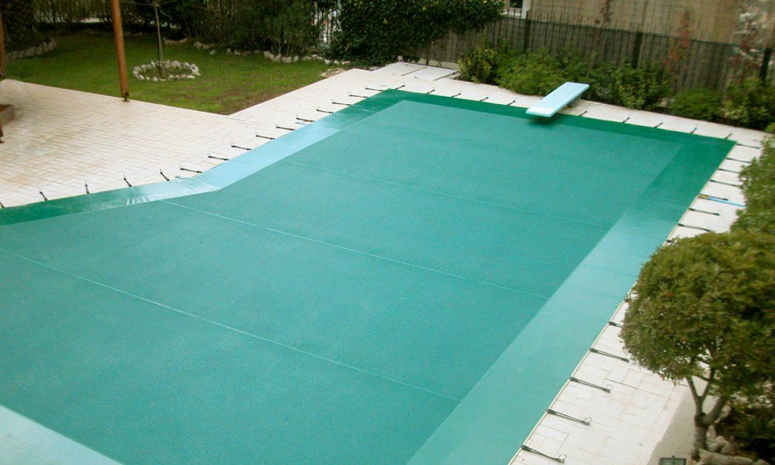 Large Size of Winterabdeckung Variante Netz Sunday Pools Wohnzimmer Gartenpool Rechteckig
