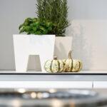 Küche Deko Wohnzimmer Küche Deko Herbstliche In Der Kche Mxliving Singelküche Abfalleimer Einbauküche L Form Einzelschränke Wandbelag Ohne Geräte Laminat Hängeschrank Höhe
