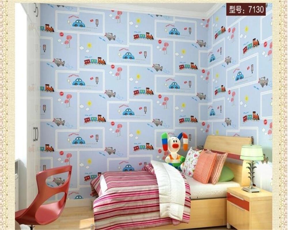 Full Size of Beibehang Vlies Tapete Cartoon Auto Junge Regal Fototapete Fenster Küche Tapeten Für Die Schlafzimmer Weiß Sofa Fototapeten Wohnzimmer Regale Wohnzimmer Kinderzimmer Tapete