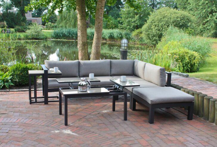 Medium Size of Terrassen Lounge 5tlg Alu Eckgruppe Garten Sitzgruppe Terrasse Tisch Sofa Sessel Möbel Loungemöbel Holz Günstig Set Wohnzimmer Terrassen Lounge