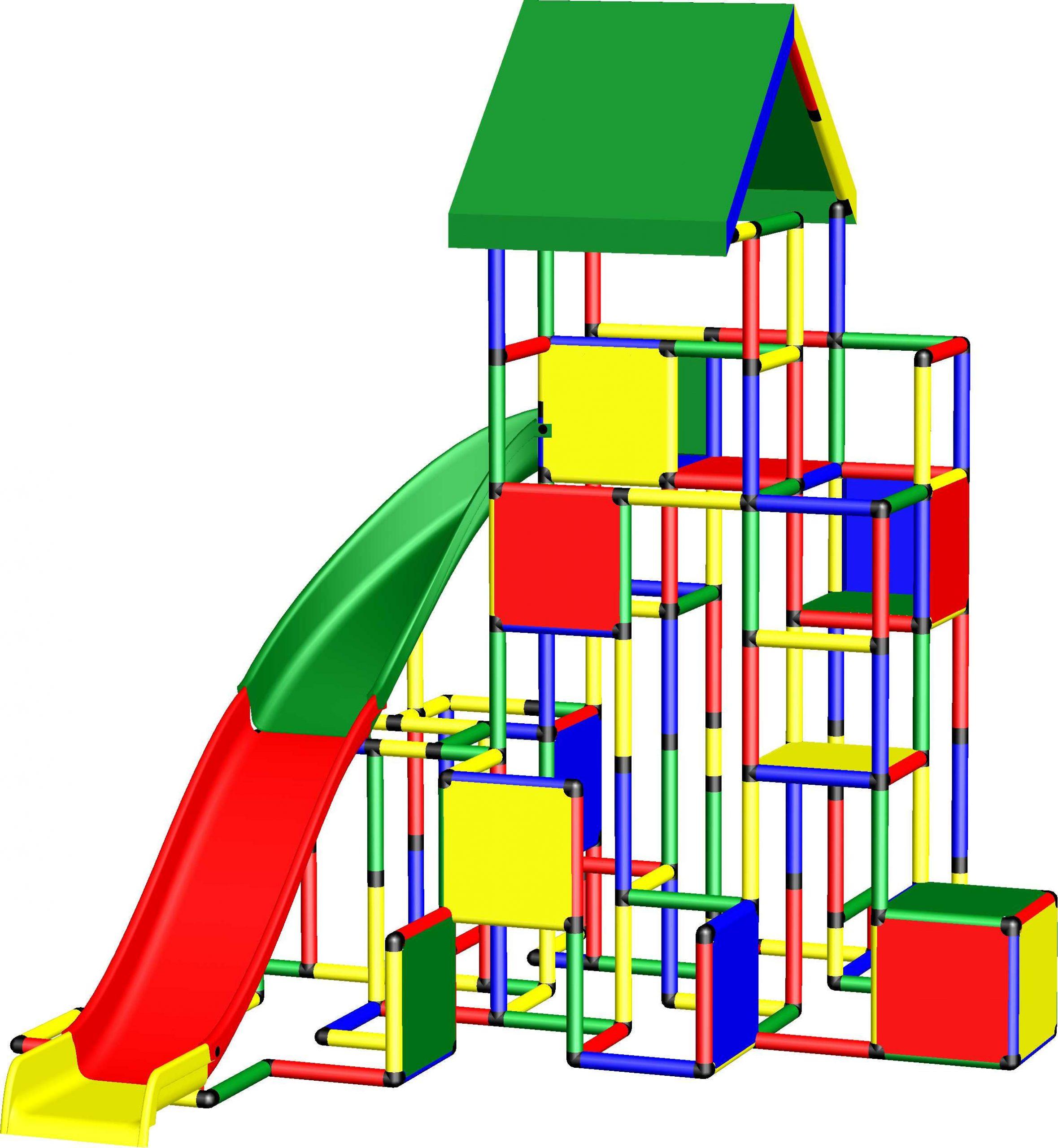 Full Size of Kletterpyramide Grobaukasten Quadro World Klettergerüst Garten Wohnzimmer Quadro Klettergerüst