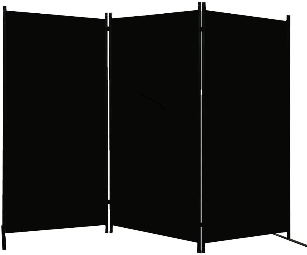 Full Size of Paravent Garten Standfest 260x180cm Trennwand Sichtschutz Blickdicht Aus Stoff Loungemöbel Holz Essgruppe Spielanlage Schaukelstuhl Relaxsessel Beistelltisch Wohnzimmer Paravent Garten Standfest