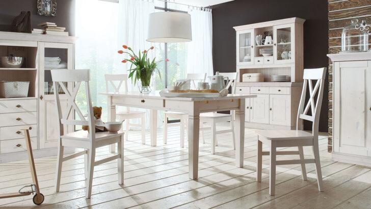 Medium Size of Weißer Esstisch Tisch Romantico Llassisch Rustikaler Lampen Eiche Massiv Vintage 80x80 Nussbaum Ovaler Oval Altholz Massivholz Ausziehbar Esstische Kaufen Esstische Weißer Esstisch