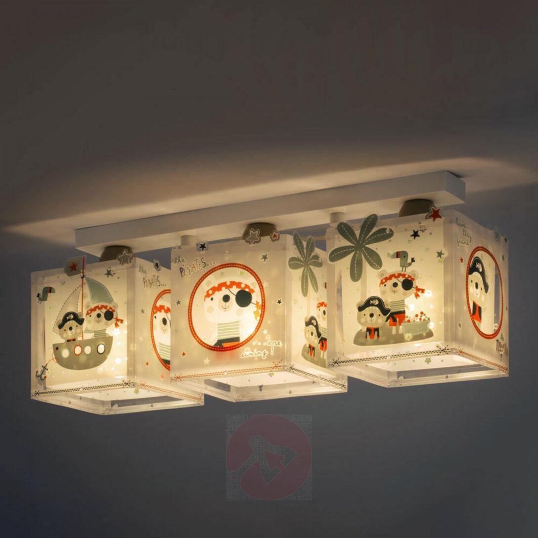 Large Size of Dreiflammige Deckenlampe Pirates Frs Kinderzimmer Kaufen Deckenlampen Für Wohnzimmer Regal Regale Weiß Modern Sofa Kinderzimmer Deckenlampen Kinderzimmer