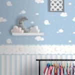 Rasch Textil Lullaby Tapeten Und Bordren In Zarten Farben Mit Regal Kinderzimmer Weiß Sofa Regale Kinderzimmer Bordüren Kinderzimmer
