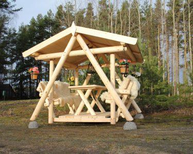 Gartenschaukel Erwachsene Wohnzimmer Gartenschaukel Erwachsene Grillschaukel Pavillon Massiv Finnwerk