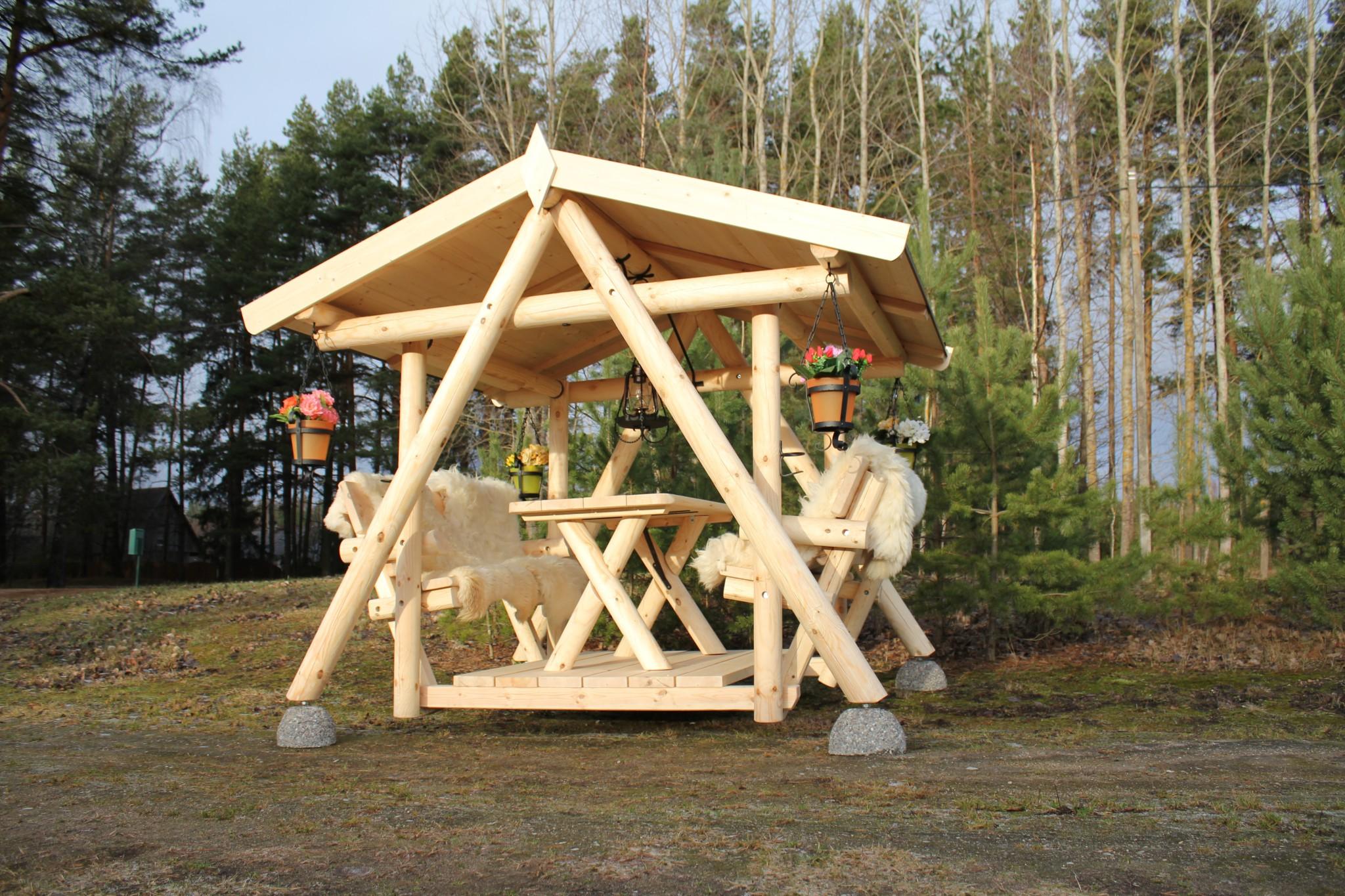 Full Size of Gartenschaukel Erwachsene Grillschaukel Pavillon Massiv Finnwerk Wohnzimmer Gartenschaukel Erwachsene