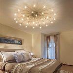 Küchenleuchte Wohnzimmer Glas Halb Eingebettet Deckenleuchte Leuchte Industrie