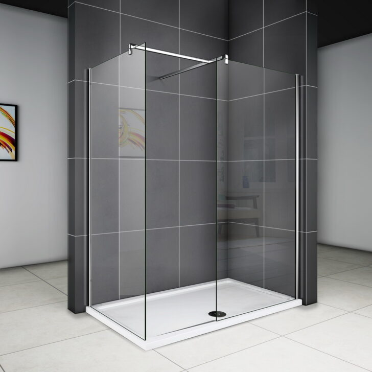 Medium Size of Glastrennwand Dusche 100x200cm Glaswand Duschkabine Duschabtrennung Seitenwand Unterputz Armatur 80x80 Eckeinstieg Wand Komplett Set Begehbare Duschen Moderne Dusche Glastrennwand Dusche