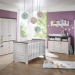 Wandregal Kinderzimmer Kinderzimmer Babyzimmer 6t Kleiderschrank Babybett Wickelkommode Wandregal Bad Regale Kinderzimmer Regal Weiß Küche Landhaus Sofa