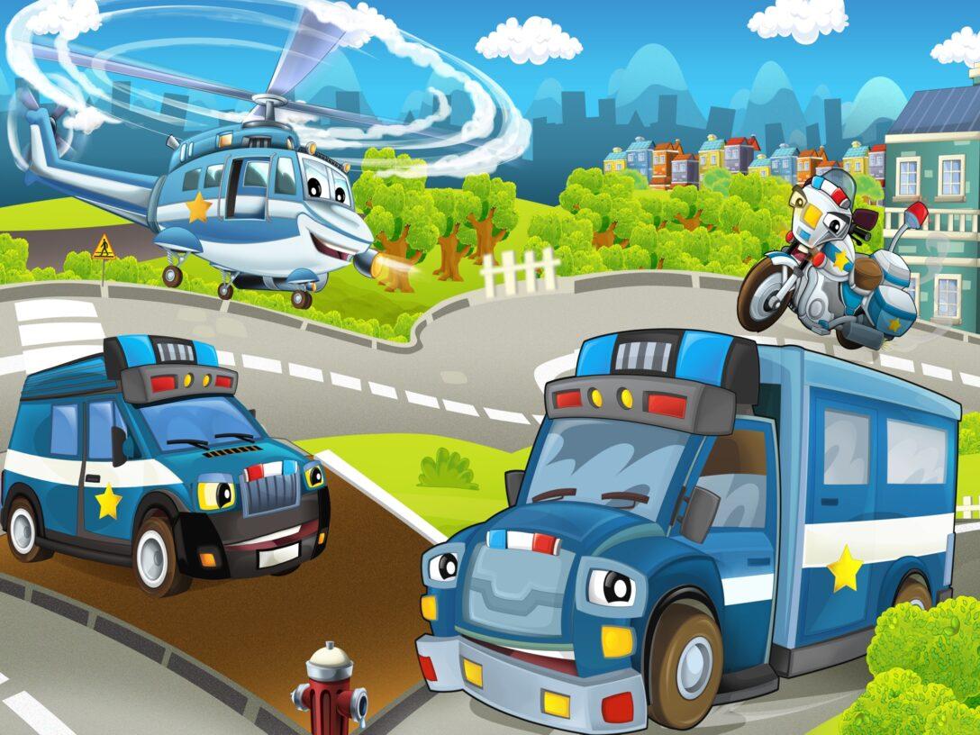 Large Size of Fototapeten Kinderzimmer Vlies Tapete Poster Fototapete Polizei Hubschrauber Regal Weiß Regale Wohnzimmer Sofa Kinderzimmer Fototapeten Kinderzimmer
