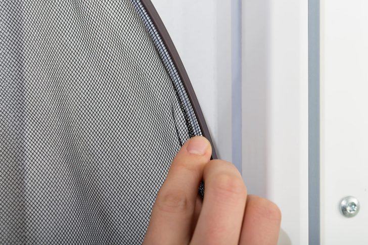 Medium Size of Fliegengitter Magnet Fenster Easy Für Magnettafel Küche Maßanfertigung Wohnzimmer Fliegengitter Magnet