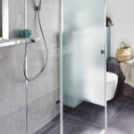 Kleine Moderne Duschen Bodengleiche Ebenerdig Dusche Ohne Fliesen Gemauert Bilder Gefliest Badezimmer Modernes Sofa Esstische Deckenleuchte Wohnzimmer Sprinz Dusche Moderne Duschen