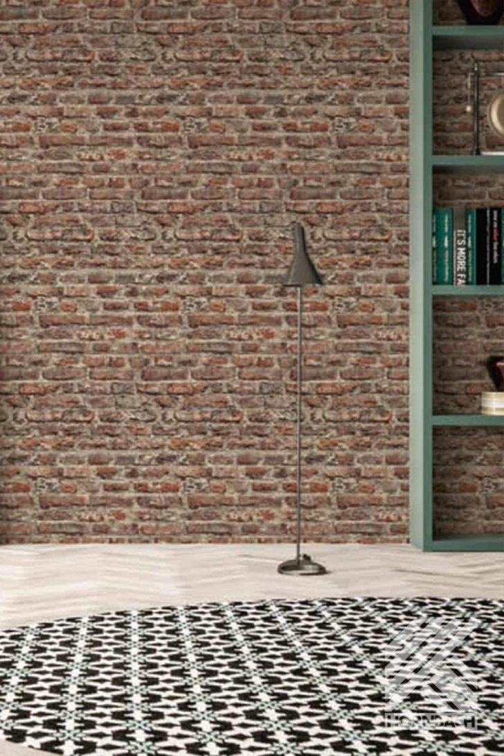 Medium Size of Tapeten Trends 2020 Wohnzimmer Vliestapete 36706 1 Stein Rot Braun In Sofa Kleines Deckenlampe Stehlampe Relaxliege Deckenlampen Für Vorhänge Deckenstrahler Wohnzimmer Tapeten Trends 2020 Wohnzimmer