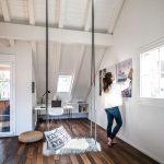 Schaukel Erwachsene Einblick In Unser Bro Unsere Indoor Garten Schaukelstuhl Für Kinderschaukel Wohnzimmer Schaukel Erwachsene